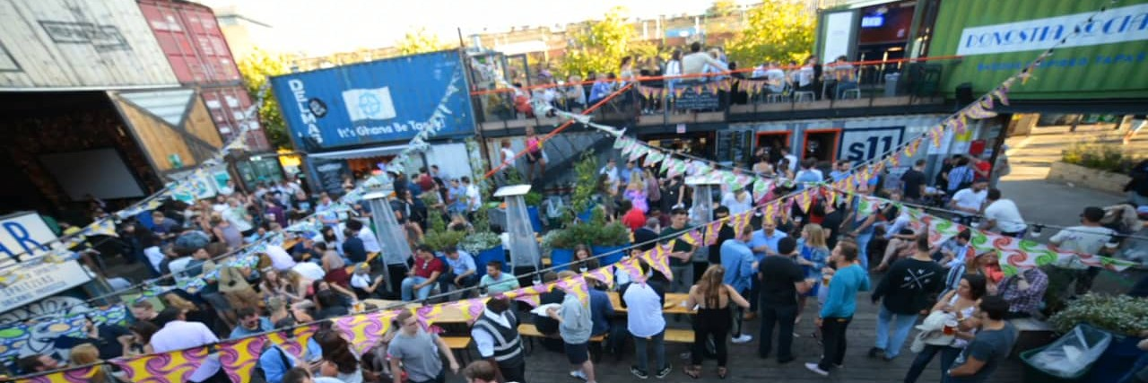 A Memory of The Brixton All-Day RCK Fundraiser @ Pop Brixton - 13/08/17