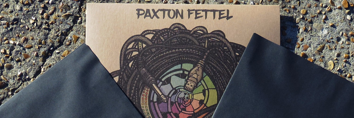 Paxton Fettel - Nothing Stays The Same LP (Greta Cottage Workshop)