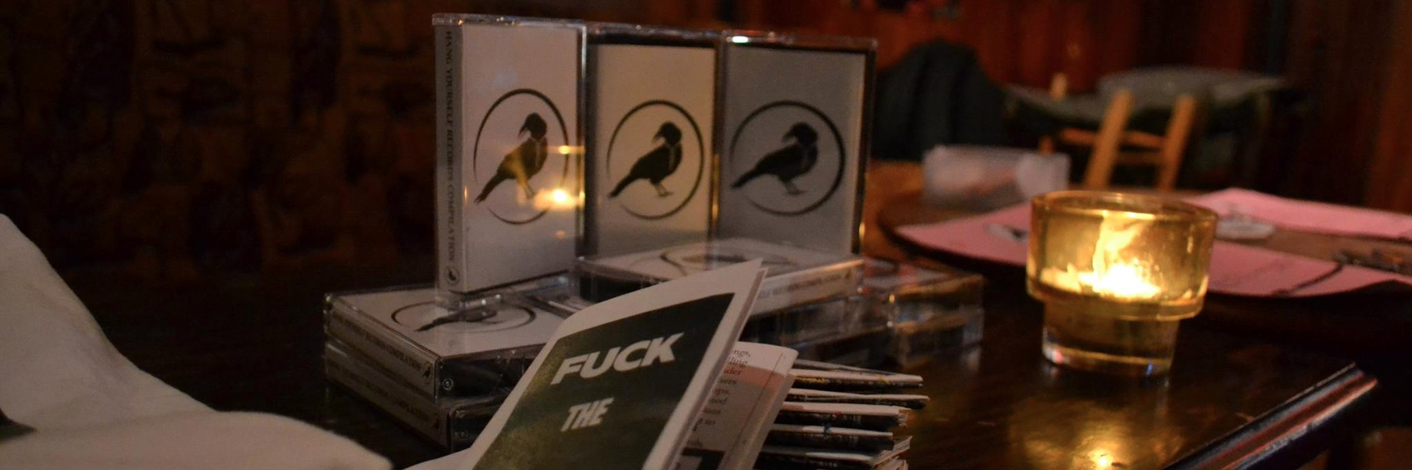 Hang Yourself Records Party @ The Ivy House, London - 20/03/17