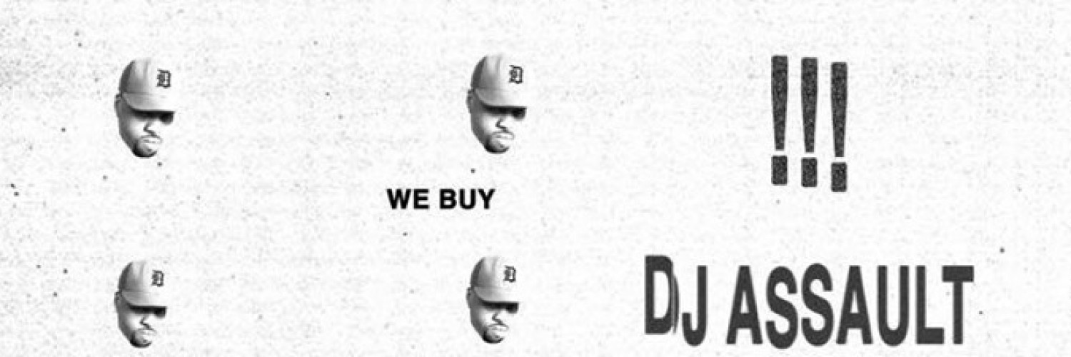 We Buy Gold w/DJ Assault @ Birthdays, London - 31/03/2017