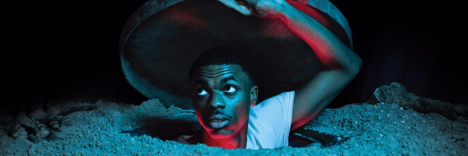 Vince Staples - Big Fish Theory (Def Jam)