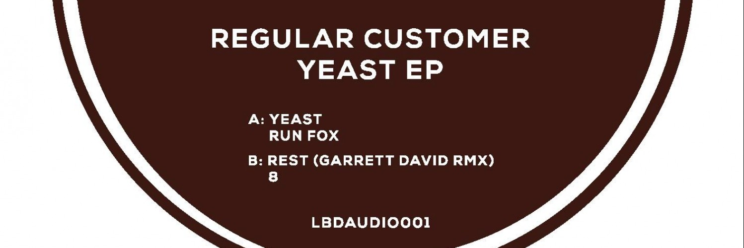 Regular Customer - Yeast EP (Little Beat Different)