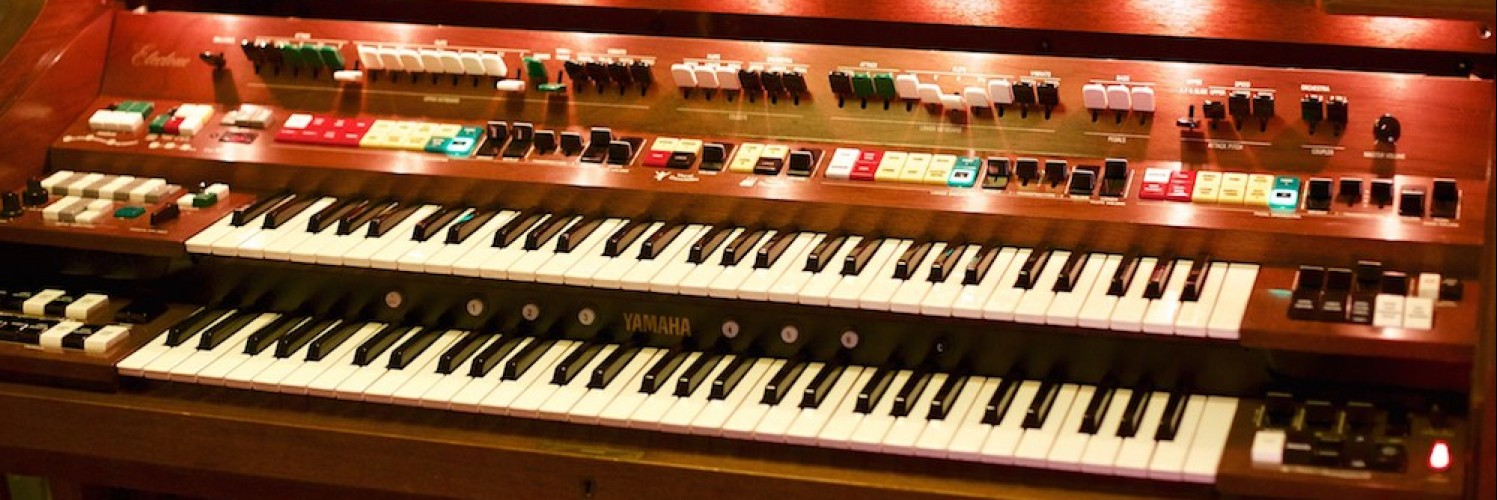 MACHINE NUGGETS: Jacob Korn - Modified Yamaha Electone E75