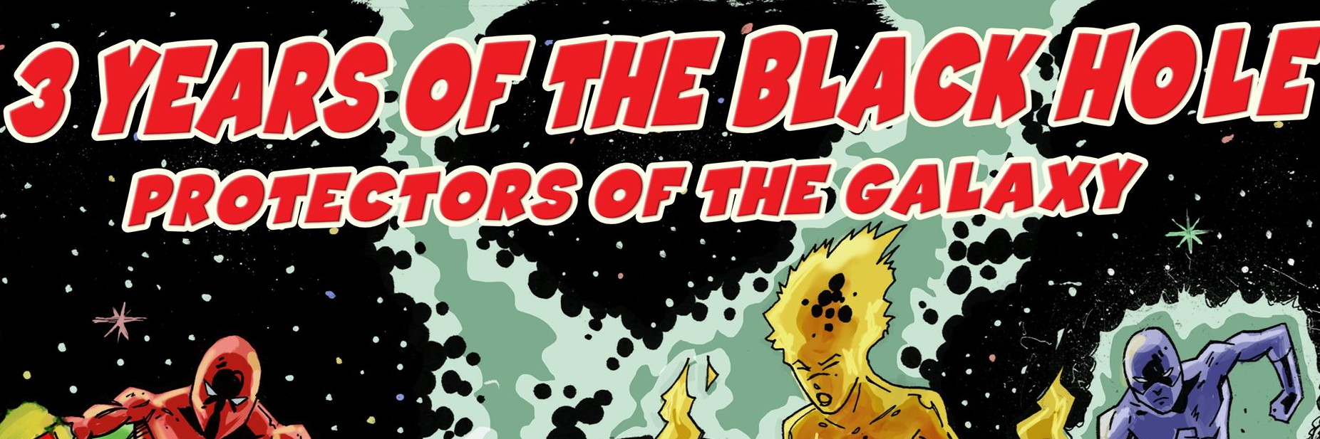 The Black Hole releases three year compilation