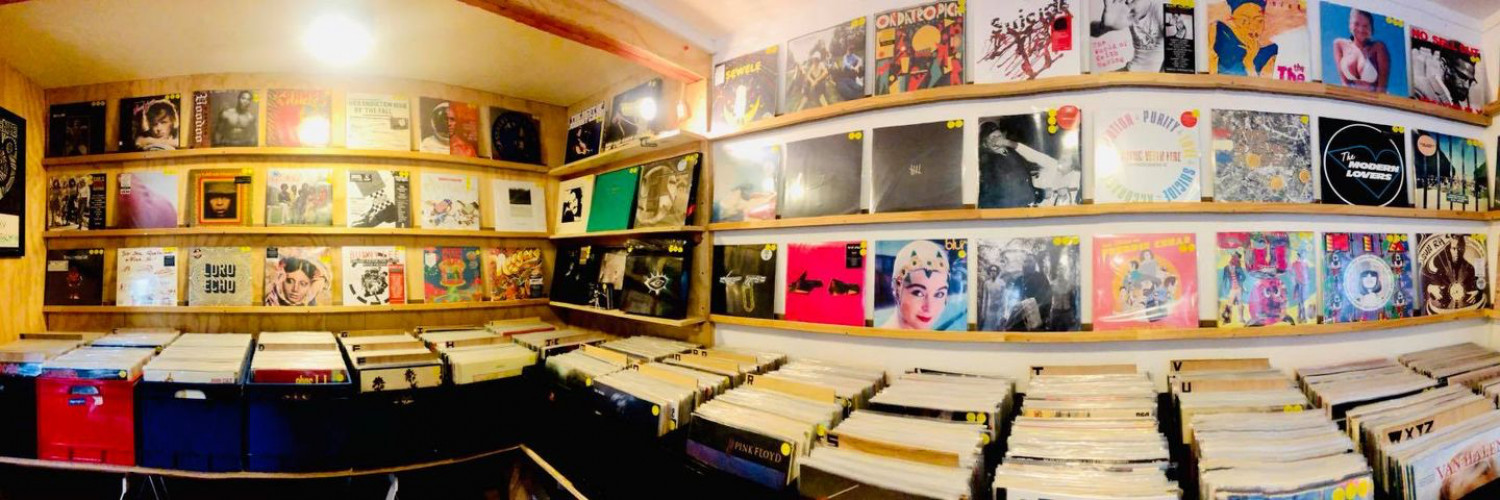 Record Store Days: Size matters at Family Jewels, Nelson