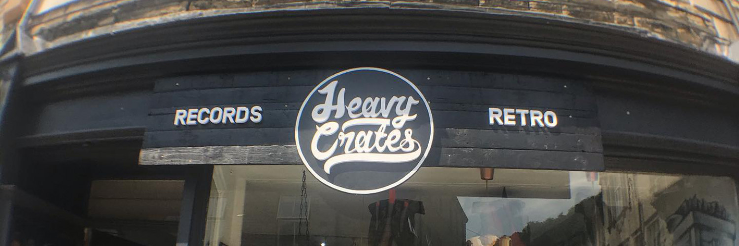 Record Store Days: Heavy Crates, Hebden Bridge