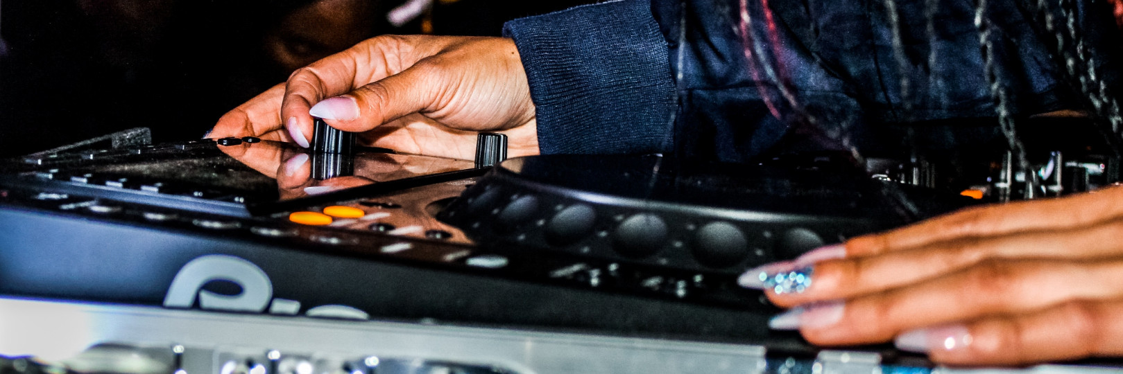 Credit and concern: reflections on non-male DJs