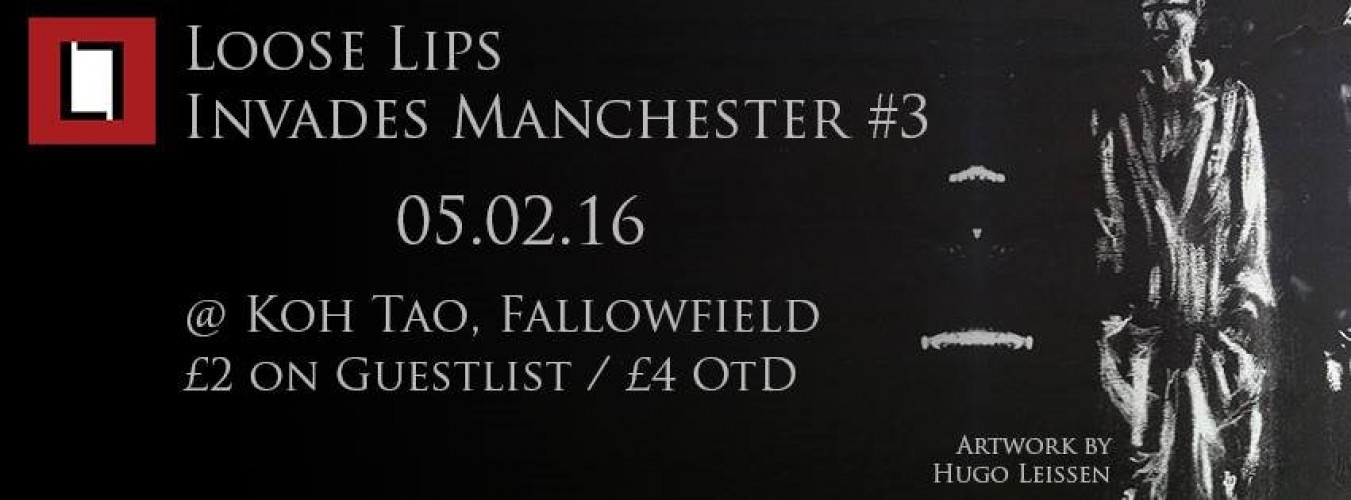 Loose Lips Invades Manchester - #3