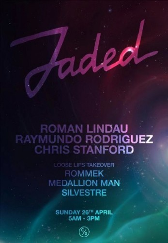 Jaded w/Roman Lindau