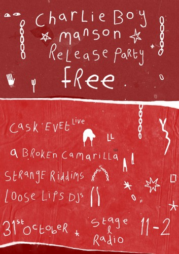 Charlie Boy Manson's Release Party [LL014]
