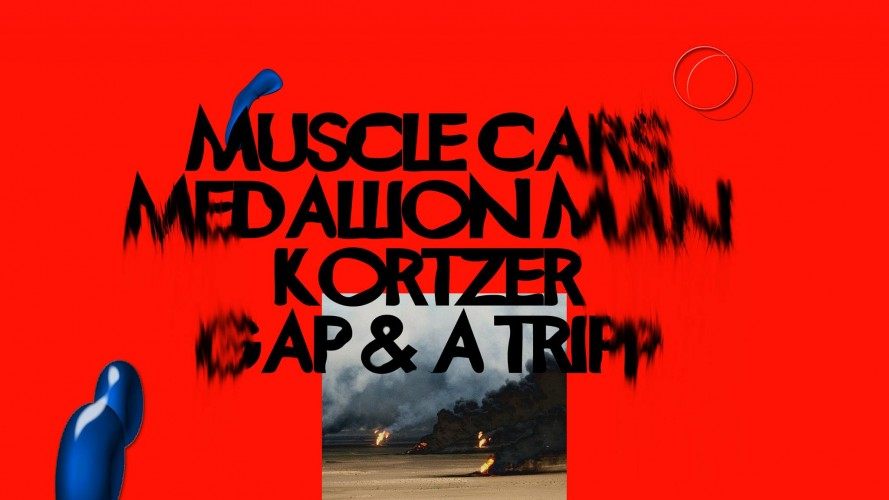International Winners w/ Musclecars ◡ Medallion Man ◡ Kortzer ◡ Gap & A Tripp