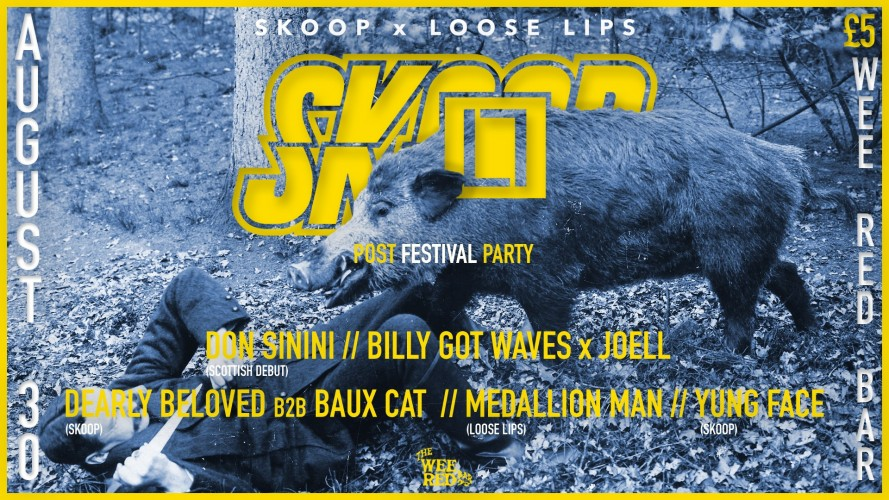 SKOOP X LL: Post-Festival Party w/ Don Sinini