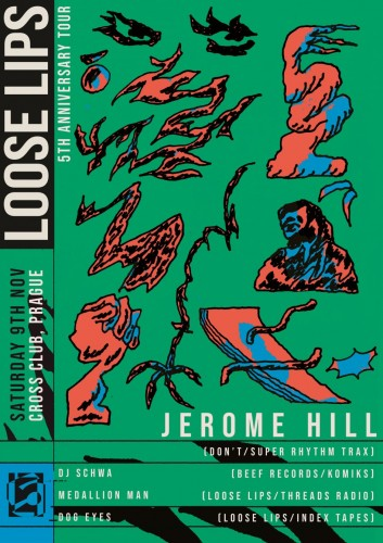 Loose Lips' 5th Anniv in Prague with Jerome Hill